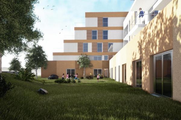 Immeuble d'habitation à Peypin D