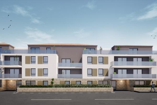 Immeuble de logements à Aubagne Saint Michel C