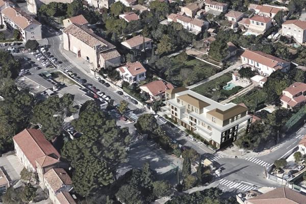 Immeuble de logements à Aubagne Saint Michel B