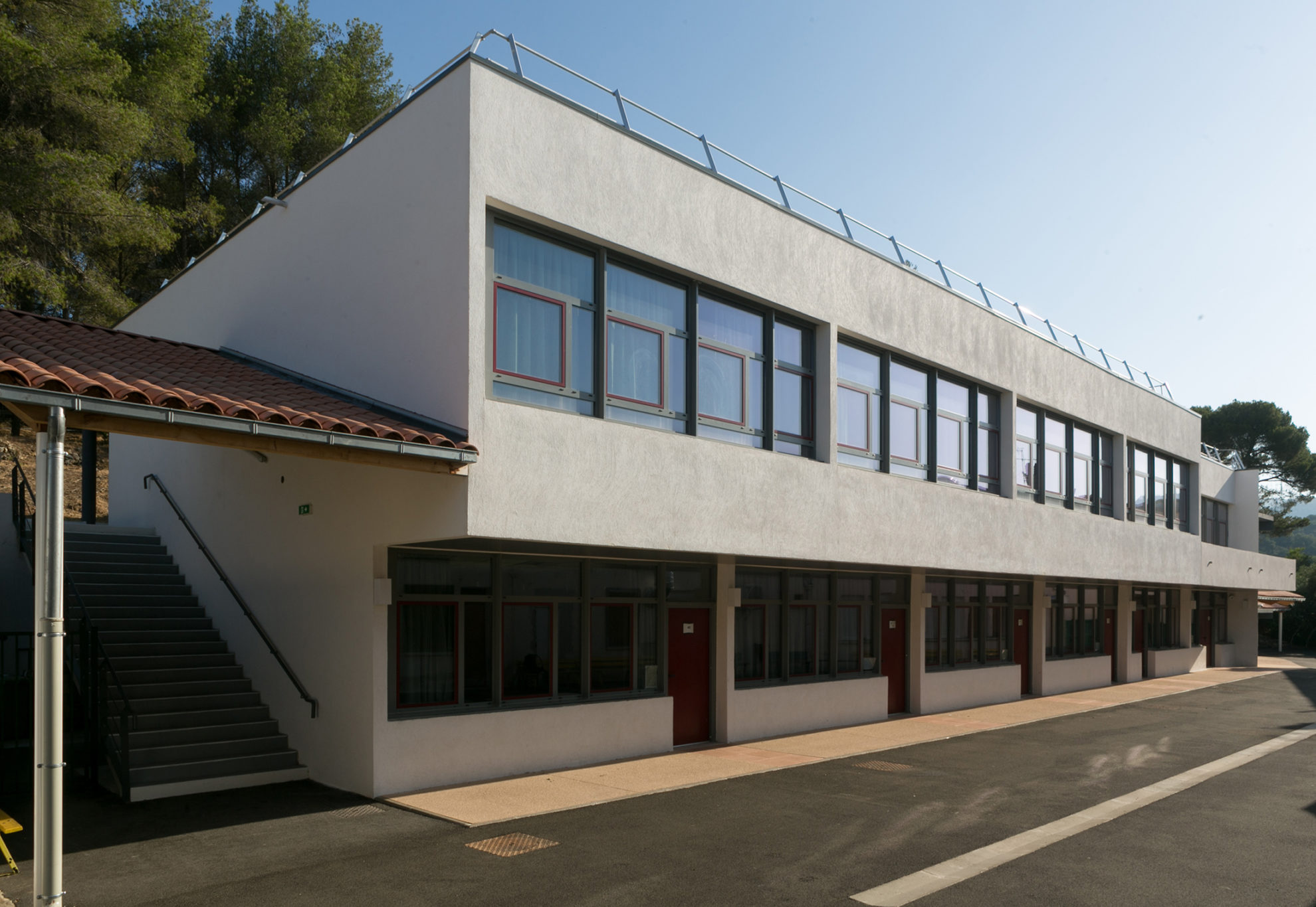 Collège Mazenod A