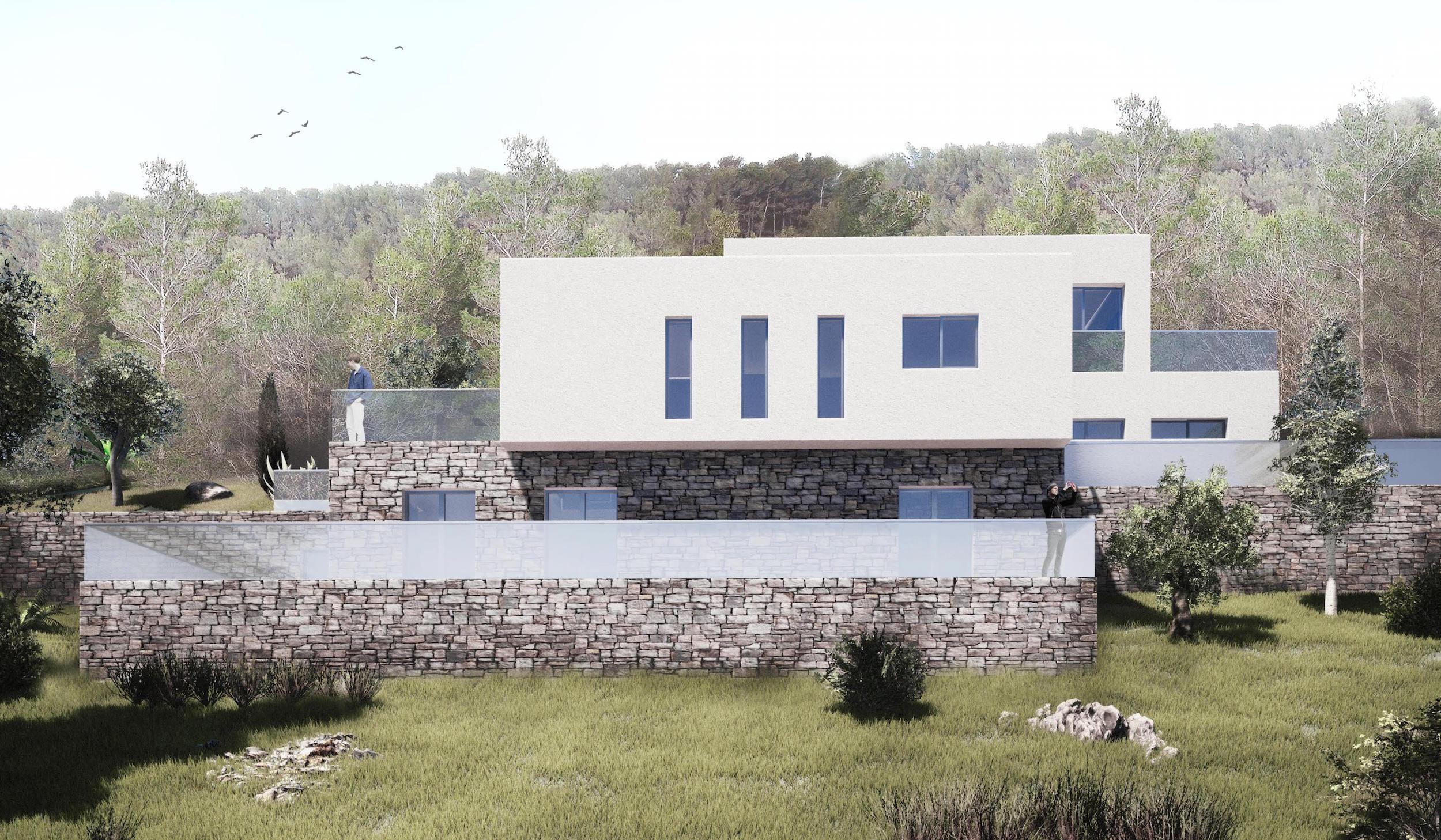Maison particulière Belcodène