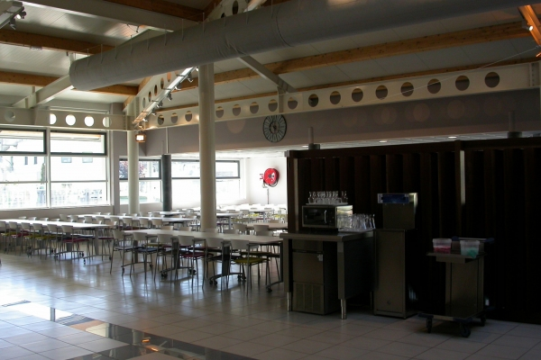 Restaurant d'entreprise SANOFi